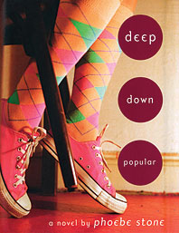 Cover of Deep Down Popular Phoebe Stones Latest Novel