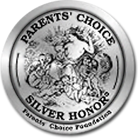 Silver Honor Award from Parent's Choice for Romeo Blue by Phoebe Stone